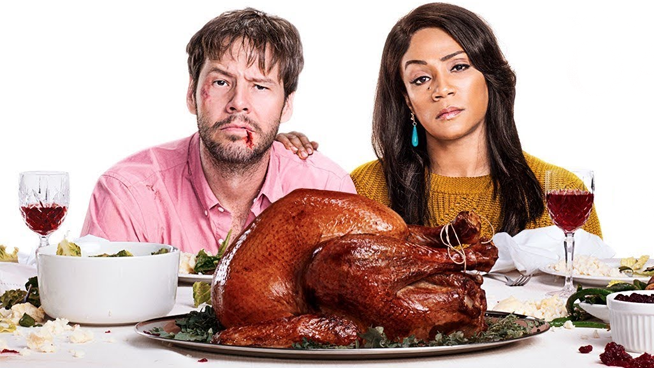 Actor Ike Barinholtz talks moving forward with hope, strength and unity during America's current divide with the release of 'The Oath'