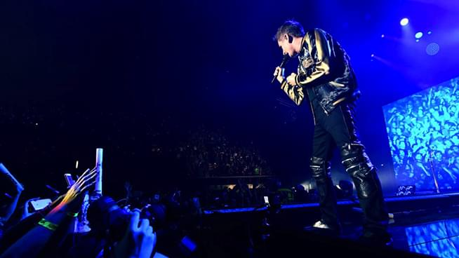Watch: Muse puts 'Pressure' and 'The Tonight Show'