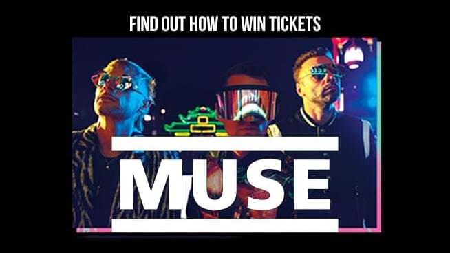Try To Win Tickets To See Muse!