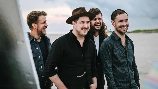 mumford and sons release 'delta'