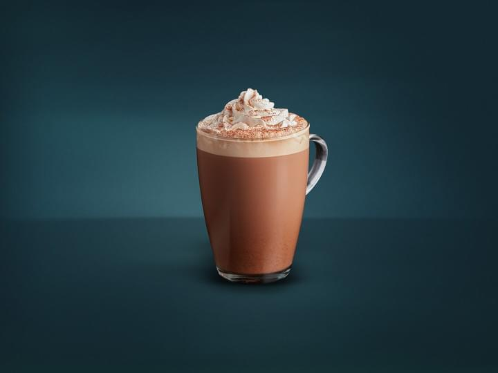 Dark Chocolate Orange Mocha