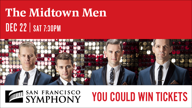 "Try To Win Tickets To ""The Midtown Men"""