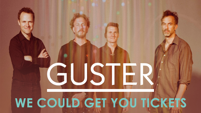 Register For A Chance To Win Tickets To See Guster!