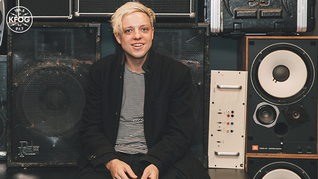 KFOG Studio Session: Robert DeLong – Interview