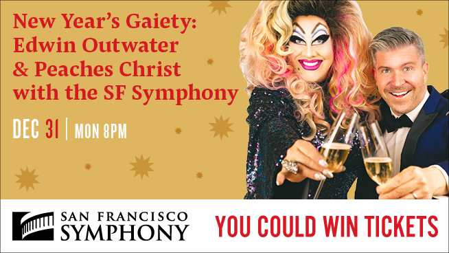 Try To Win Tickets To The SF Symphony New Year's Gaiety!