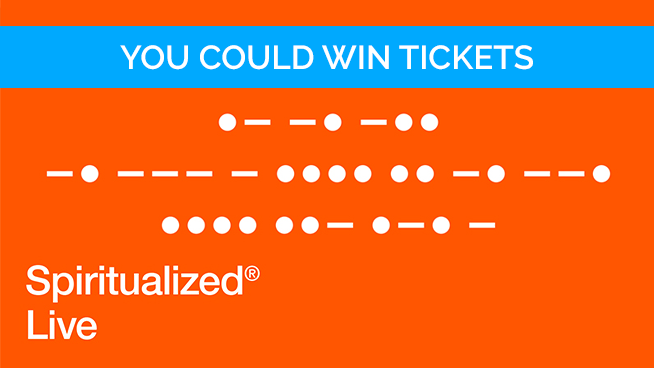 Try To Win Tickets To Spiritualized @ The Masonic!
