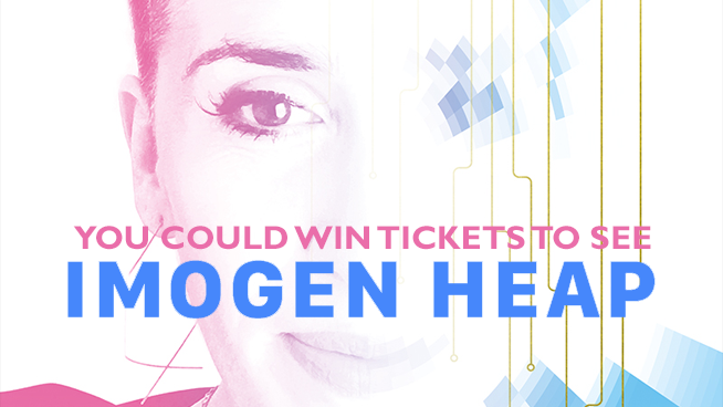 Try To Win Tickets To See Imogen Heap!
