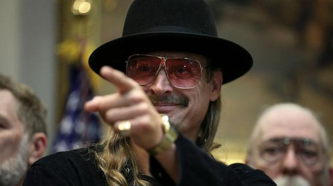 Kid Rock just paid off $81,000 worth of layaways at Walmart