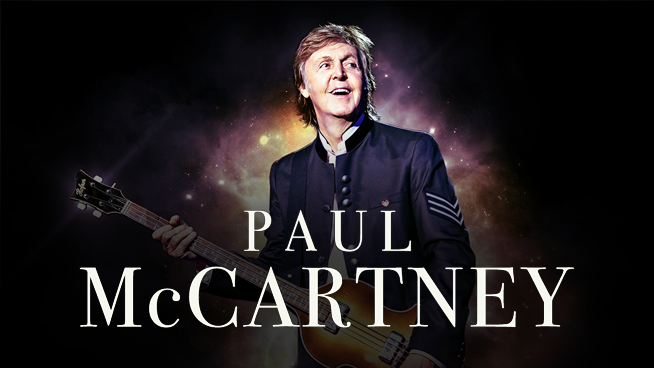 July 10: Paul McCartney