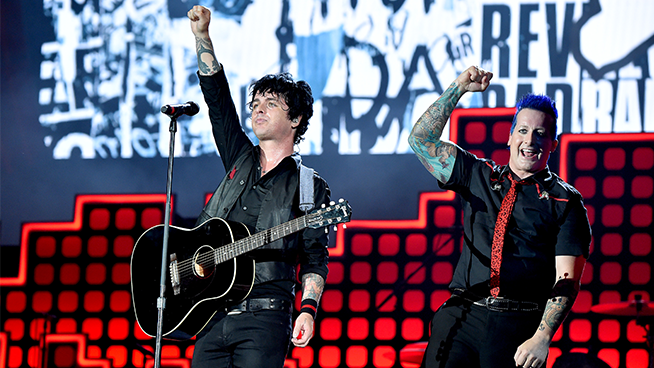 Green Day to Sell a Ton of Used Gear Next Month