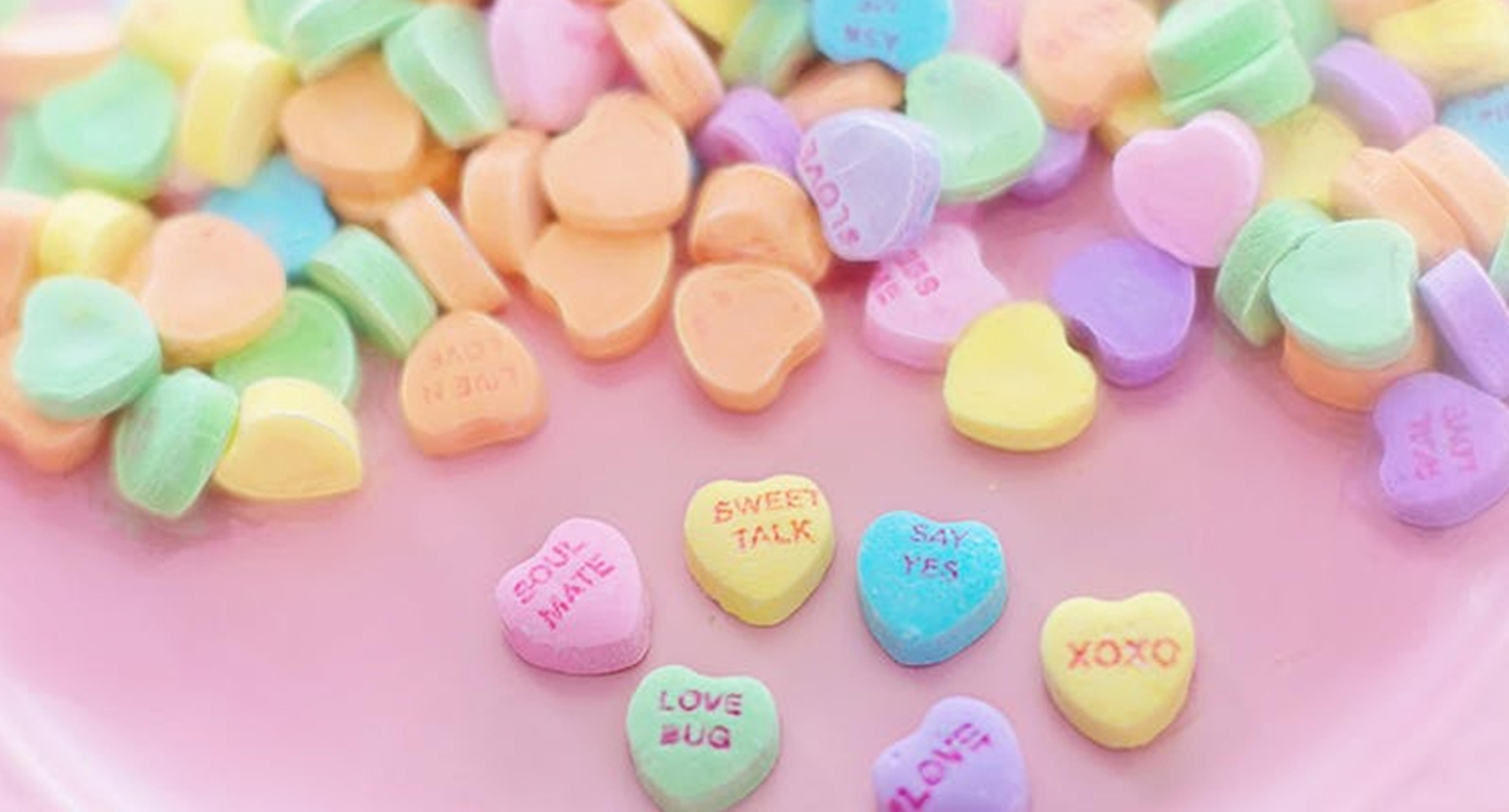 Say 'C U l8er' to These Iconic Valentine's Candies