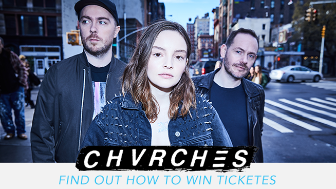Tickets To CHVRCHES  84b1aff89