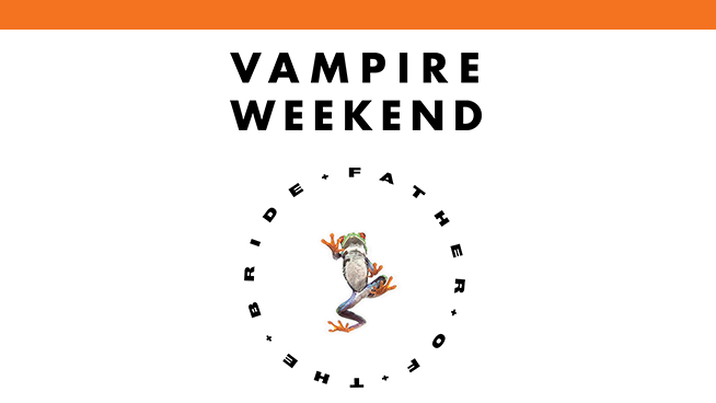 October 1: Vampire Weekend