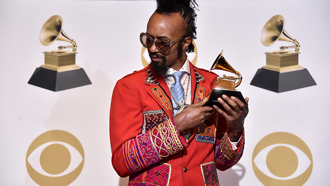 Oakland's Fantastic Negrito wins Grammy for latest album Please Don't Be Dead