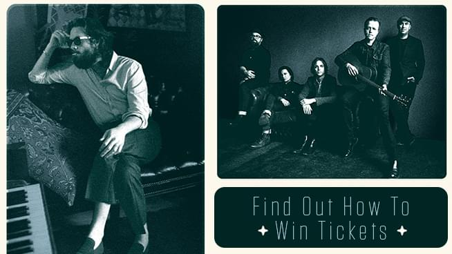 You Could Win Tickets To Father John Misty!