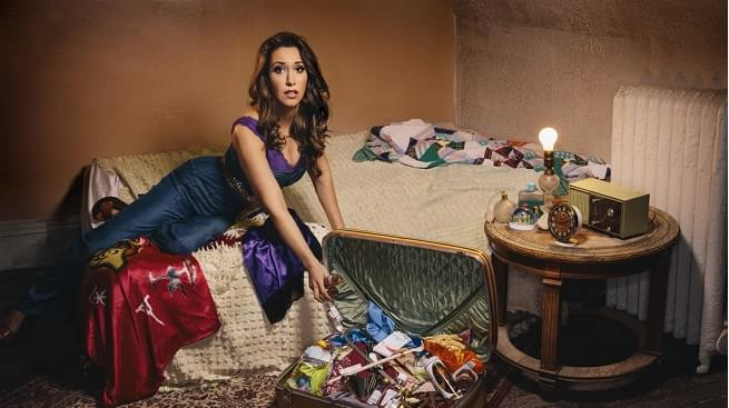 Comedian Rachel Feinstein talks to Arthur about firefighters, weddings, and sexy serial killers