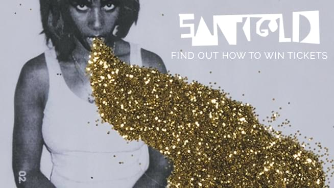 You Could Win Tickets To See Santigold!