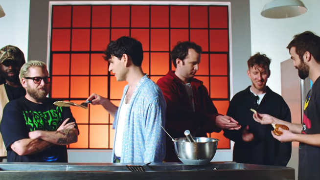 "Vampire Weekend releases new video for ""Harmony Hall"""