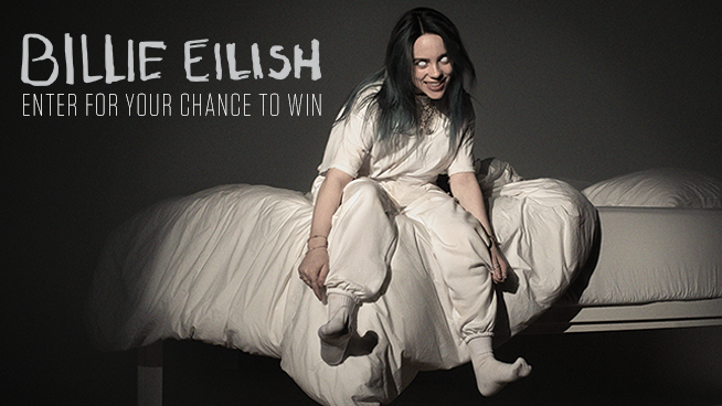You Could Win Tickets To Billie Eilish!