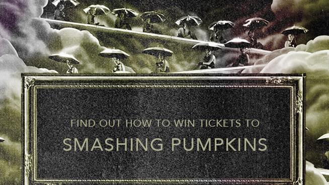 Tickets To See Smashing Pumpkins & Noel Gallagher With AFI
