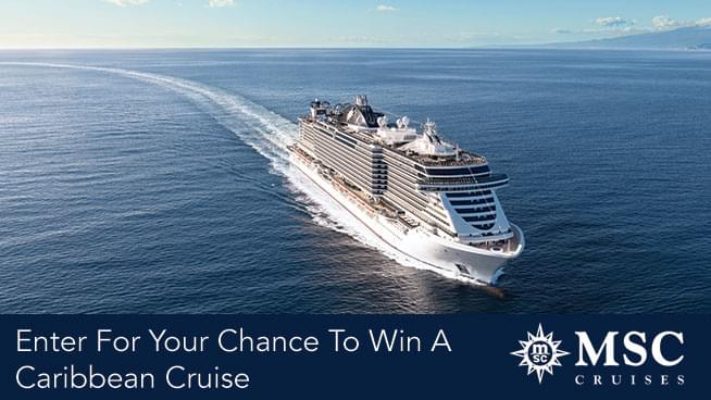 Bay Area Travel Adventure Show: You Could Win An MSC Seaside 7-Night Cruise!