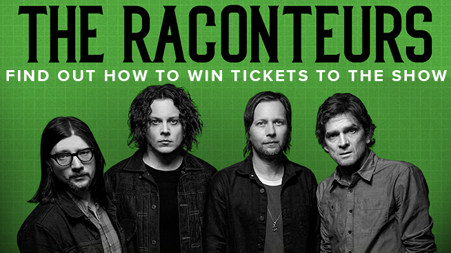 You Could See The Raconteurs!