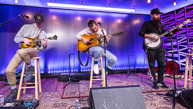 KFOG Studio Session: Judah & the Lion