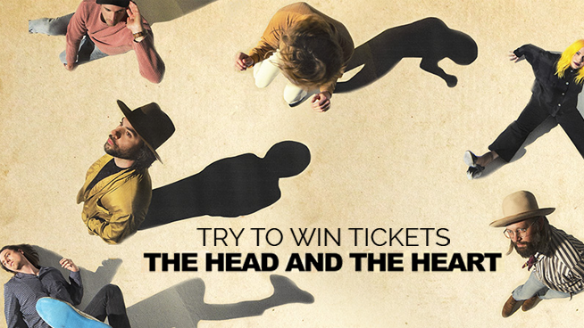 Try To Win Tickets To The Head & The Heart