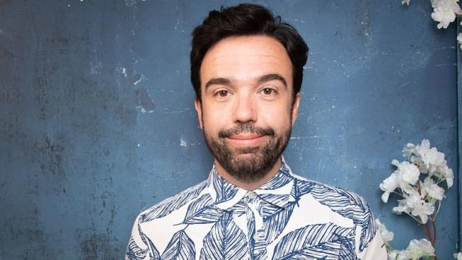 LISTEN: Comedian Chris Garcia shares his favorite stories about performing at the Punch Line Comedy Club