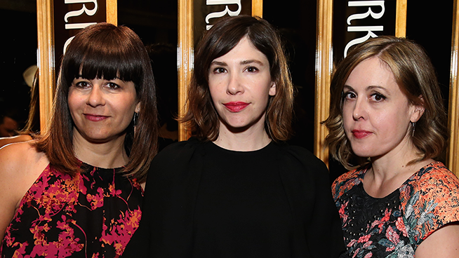 Listen to Sleater-Kinney's New Track 'Hurry On Home' Produced By St. Vincent