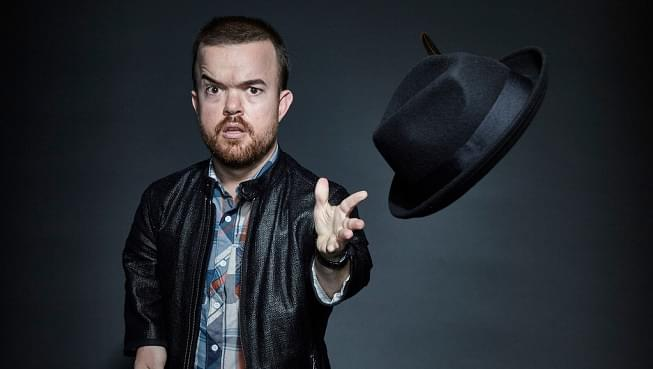 LISTEN: Comedian Brad Williams talks to Arthur about the realities of radio life and why he hates emotional support animals