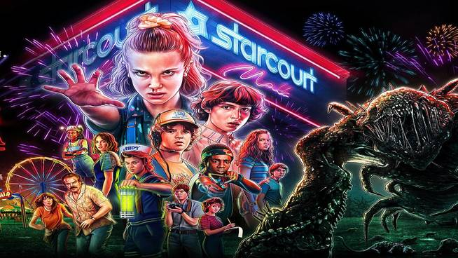 Nike and 'Stranger Things' Collab On New 1985 Shoe Collection