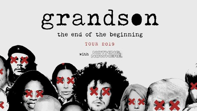 You Could Win Tickets To See Grandson!