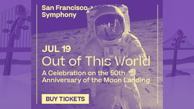 July 19: Out of this World – A Celebration on the 50th Anniversary of the Moon Landing