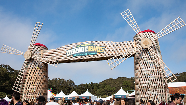August 9 – August 11: Outside Lands Music Festival