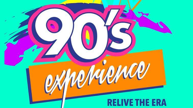 You Could Win Tickets To The 90's Experience!