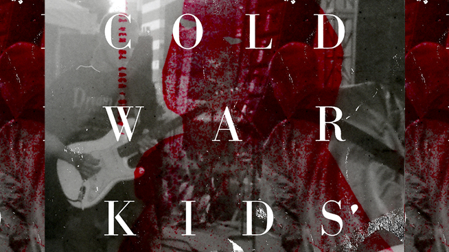 November 20: Cold War Kids