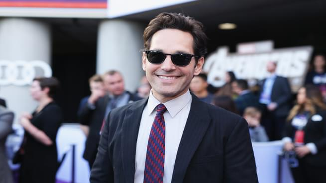Paul Rudd Joins New 'Ghostbusters' Cast