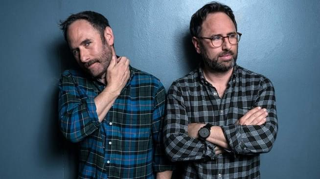 Comedic duo The Sklar Brothers talk Warriors basketball with Arthur