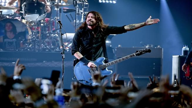 Watch: Dave Grohl Sings 'My Hero' To Doctor That Treated His Broken Leg, Brings Him Onstage