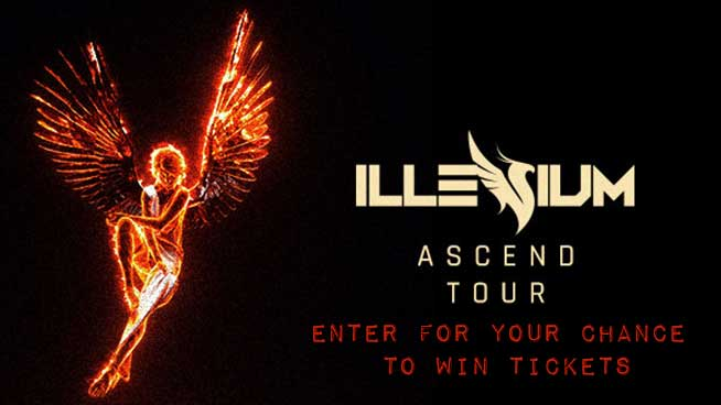 You Could Win Tickets To See Illenium!