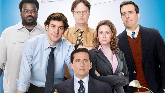 Listen to 'The Office' Theme Song As An 80s Power Ballad