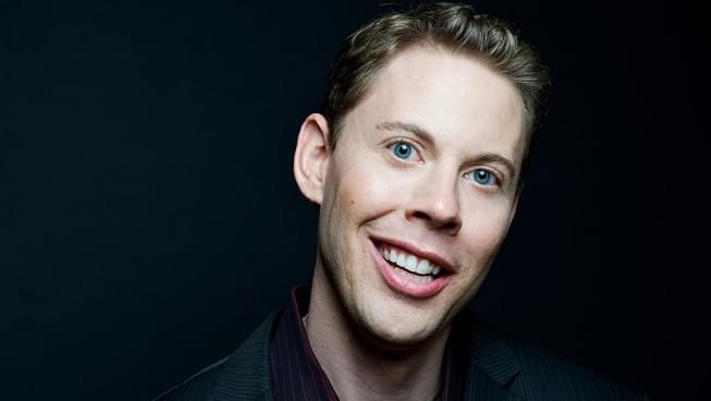 "Comedian Ryan Hamilton talks to Arthur about the unique challenge of ""clean"" comedy"