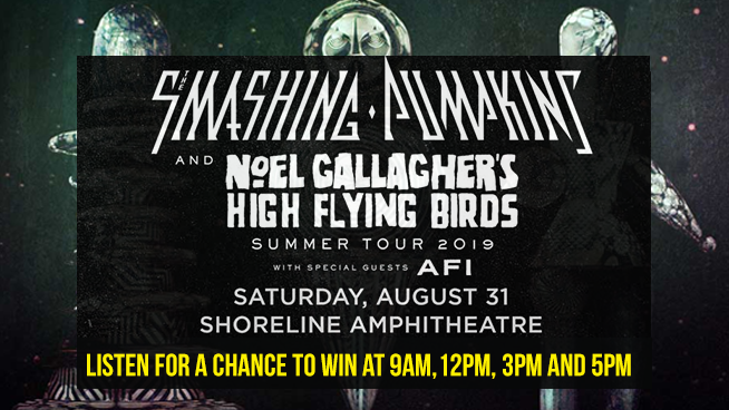 You Could Win Tickets To The Smashing Pumpkins