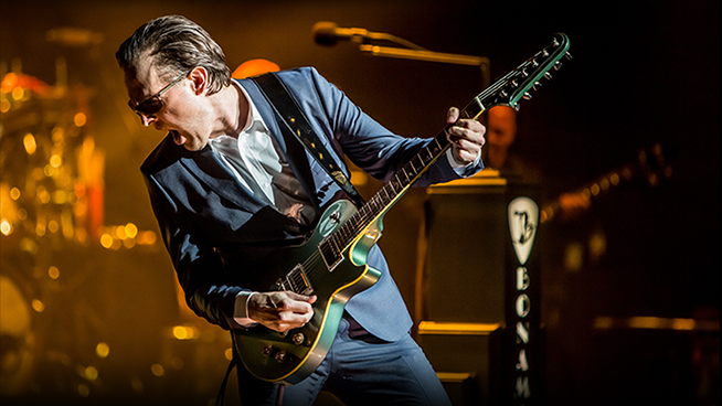 October 18 & 19: Joe Bonamassa
