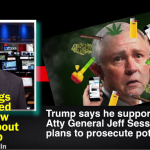 Chip's 3 Things About Trump; O'Reilly, Trump, Earth Day and Pot!