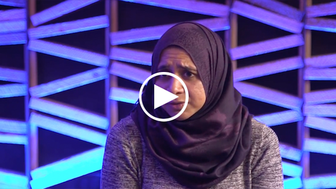 In Their Shoes: Walk in the shoes of a woman who believes in the religious choice to wear a hijab