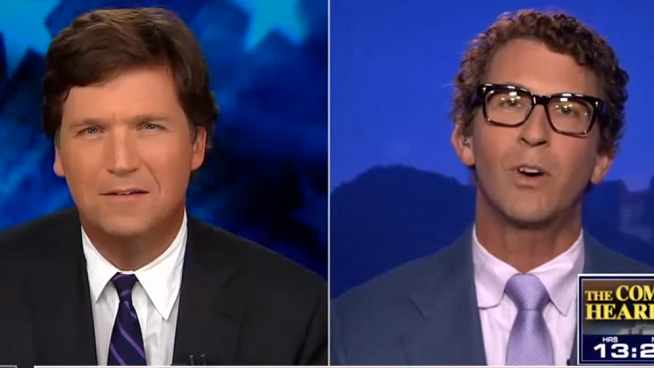Ethan Takes On Tucker Carlson To Defend Gov. Jerry Brown's Environmental Deal With China