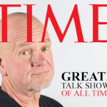Chip Franklin gets a fake Time magazine cover of his own