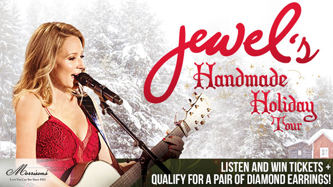 "KGO 810's ""Jewels Handmade Holiday Tour"" Contest Rules"